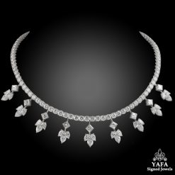 1960s CARTIER Diamond Necklace