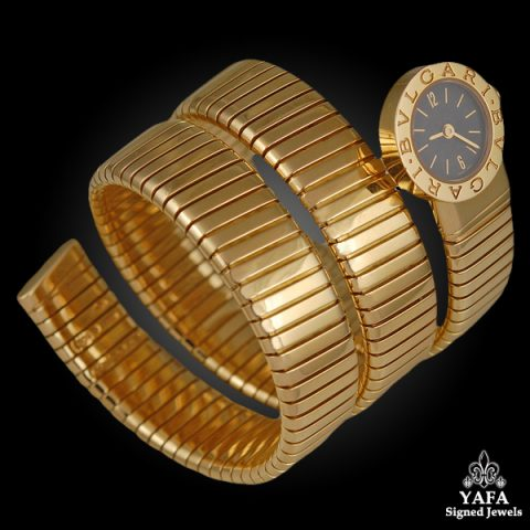 BULGARI Triple Twist Tubogas Watch