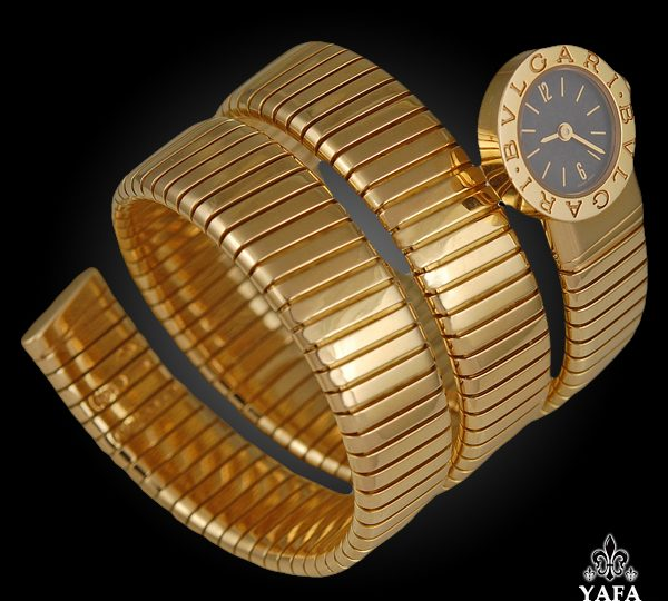 A Brief History of the Bulgari Serpenti