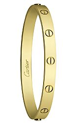 5 Things You Didn't Know About the Cartier Love Bracelet
