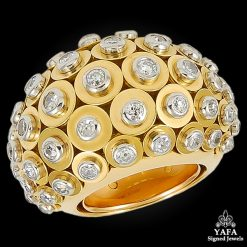 CARTIER Diamond Dome Ring