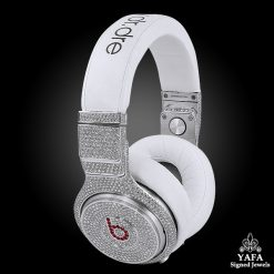 GRAFF Diamond & Ruby Headphones