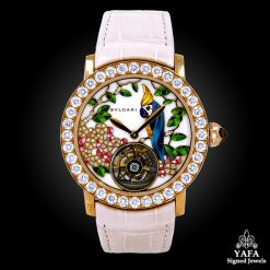 BULGARI Tourbillon 37mm Limited Edition Watch