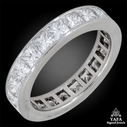 CARTIER Diamond Eternity Band Ring