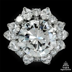BULGARI 6.5 Carat Diamond Ring