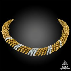 DAVID WEBB Diamond Necklace/Bracelets