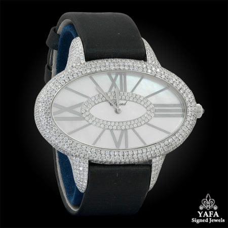 CHOPARD Diamond, Mother of Pearl Watch